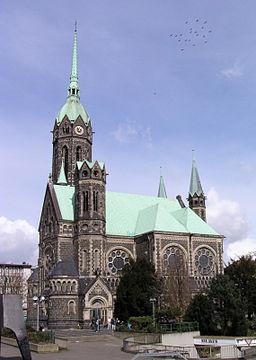 Ev Hauptkirche Rheydt