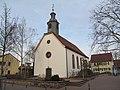 Evangelische Kirche, 1, Langgasse 31, Mörfelden, Mörfelden-Walldorf, Landkreis Groß Gerau.jpg