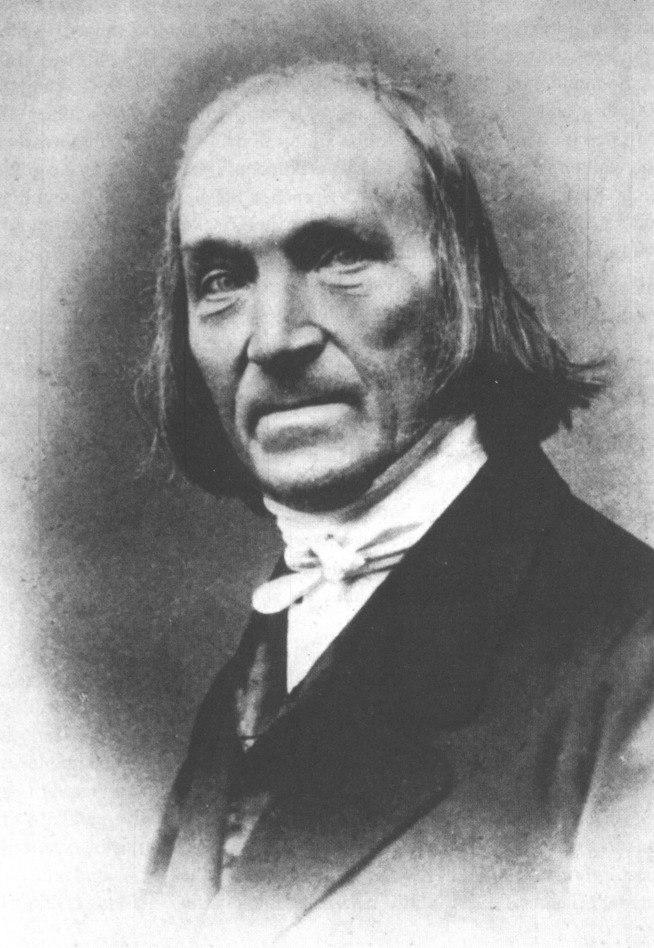 Ewald, Georg Heinrich August (1803-1875)