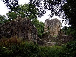 Flintshire - Image: Ewloe Castle