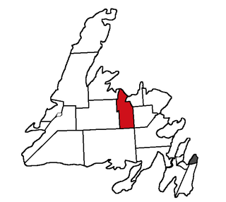 Exploits (electoral district) provincial electoral district of Newfoundland and Labrador, Canada
