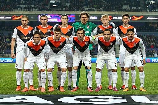 FC Shakhtar Donetsk 2016