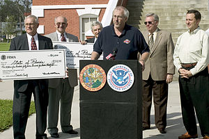 Craig Fugate - As director of the Florida Division of Emergency Management in 2004