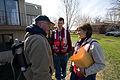 FEMA - 40908 - Red Cross Disaster Mental Health (DMH) team talking with flood affected resident.jpg