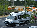 FJ12 KKP, Mercedes, CT Plus Queen Elizabeth Olympic Park, July 2013 (9380837946).jpg