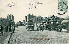 Historique de la ville de montreuil l 39 adresse pierre et for Porte de montreuil code postal