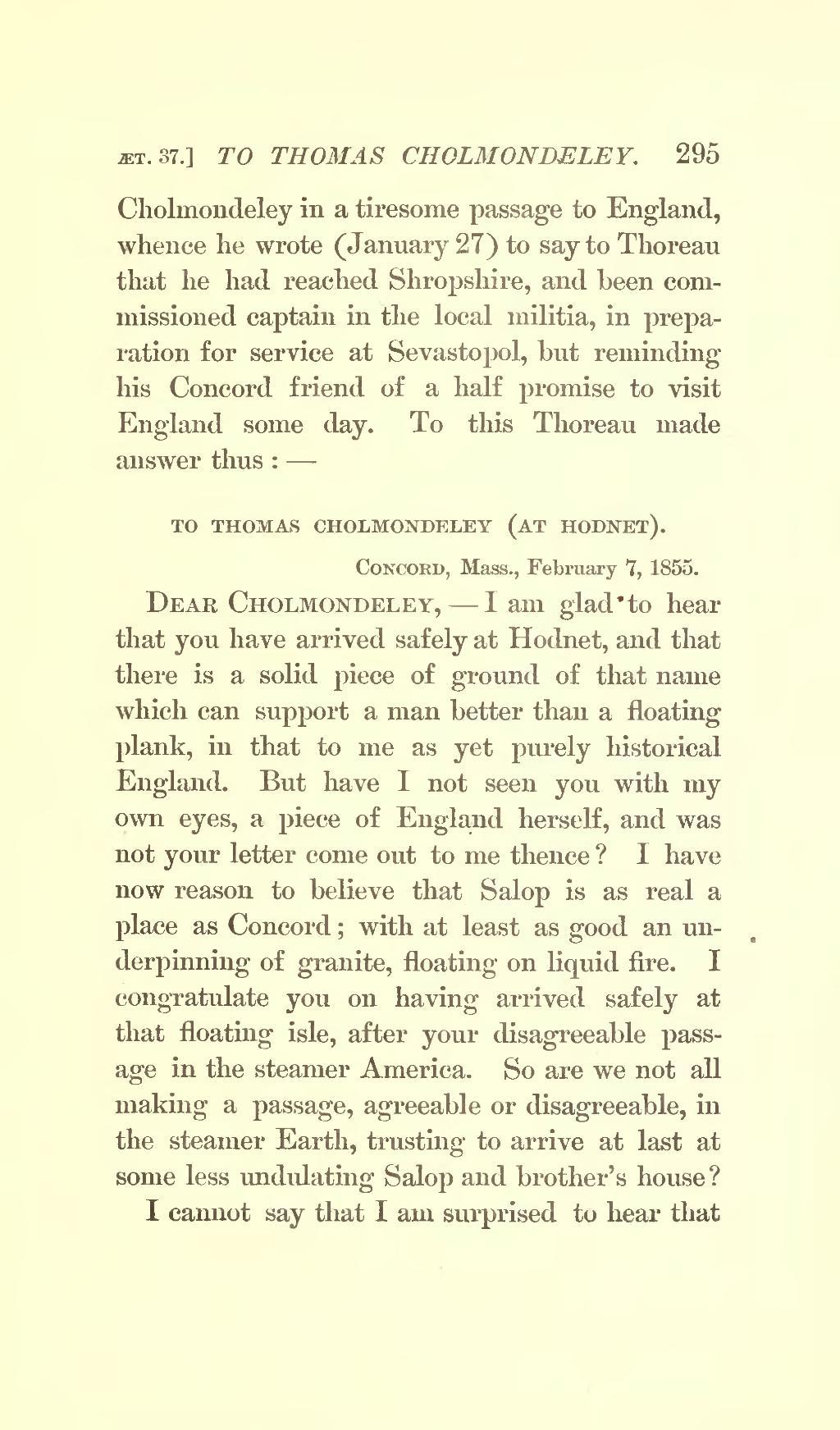 PageFamiliar Letters Of Henry David Thoreaudjvu 319