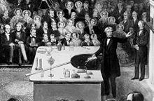 Διαλέξεις στο Βασιλικό Ινστιτούτο το 1856