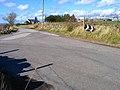 Farm road - geograph.org.uk - 363615.jpg