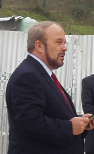 Fatos Nano - Fatos Nano in 2004