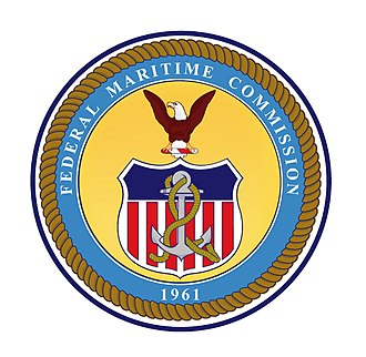Federal Maritime Commission - Seal of the Federal Maritime Commission