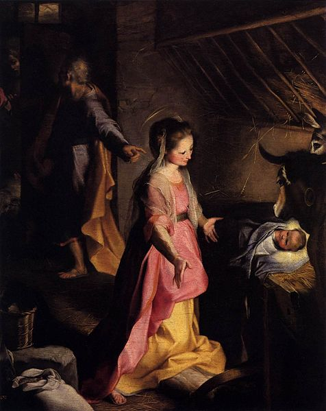File:Federico Barocci - The Nativity - WGA01293.jpg
