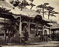 Felice Beato (British, born Italy - (The Main Hall at Daionji Temple, Nagasaki) - Google Art Project.jpg