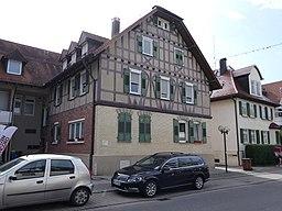Fellbacher Straße in Fellbach