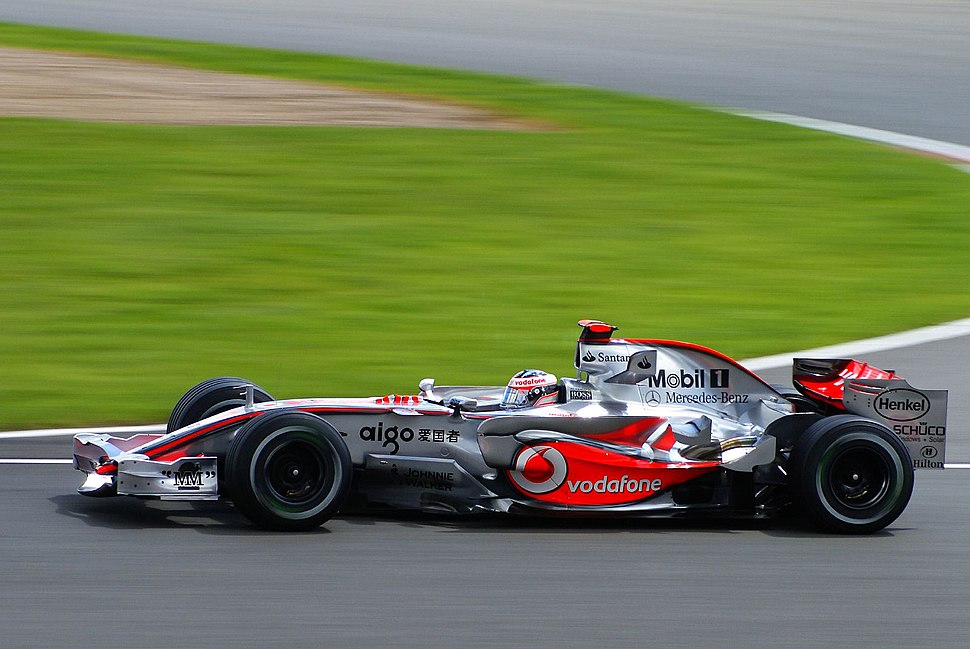 Fernando Alonso 2007 Britain