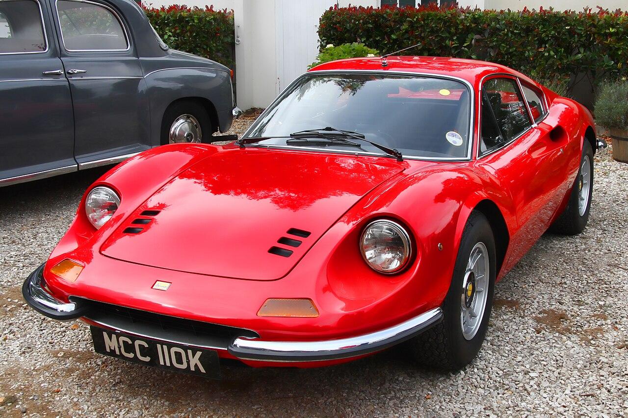 Chasing Classic Cars Ferrari Dino