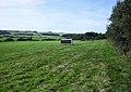 Fields south-west of Corfe Castle - geograph.org.uk - 1524233.jpg