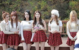 Fiestar - Image: Fiestar (South Korean girl group)
