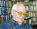 Fil dr Hans Gillingstam, Solna, april 2013.jpg
