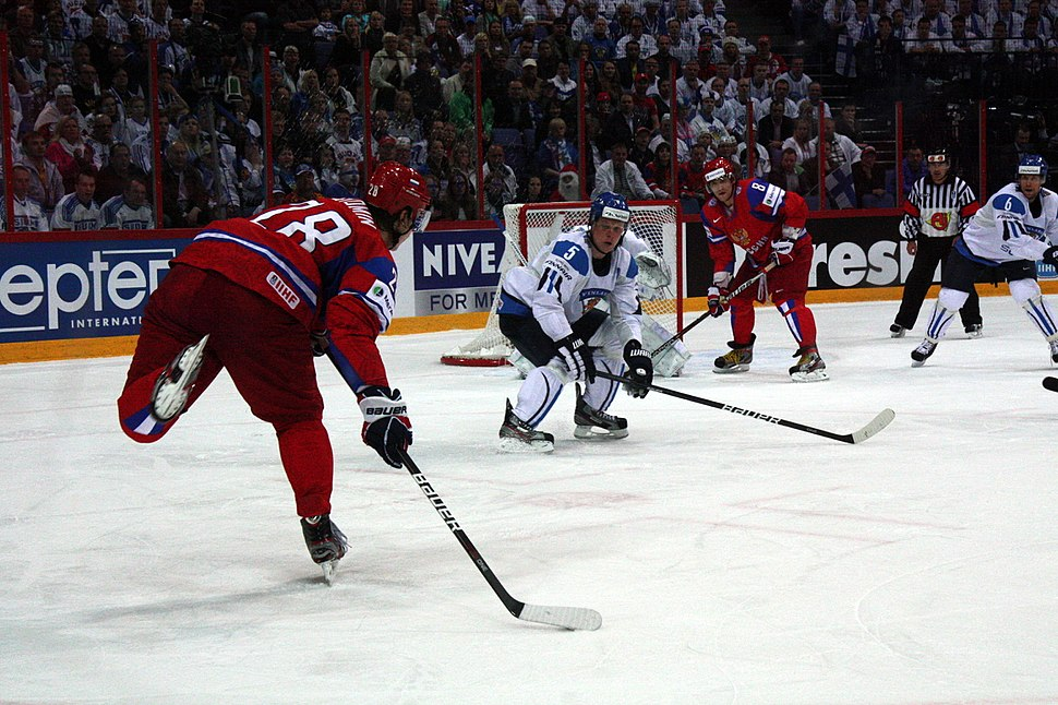 Finland-Russia IHWC 2012 Simifinal 19.05.2012, Helsinki (Alexander Semin)