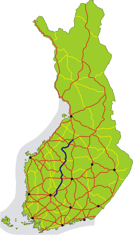 Finland national road 58