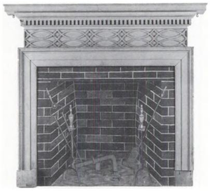 Fireboard - Image: Fireboard ca 1825 North Sunderland Massachusetts SPNEA