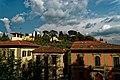 Firenze - Florence - Piazza Tommaso Alva Edison - Park at Accademia Italiana di Scienze Forestali - View East.jpg