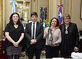 Firma del acuerdo para el fomento de coproducción audiovisual entre Argentina y Chile (15206661630).jpg