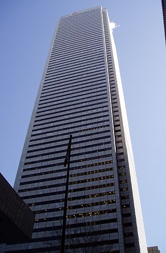 Banking in Canada - First Canadian Place