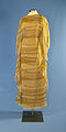 First Lady Betty Ford's beige striped gown.jpg