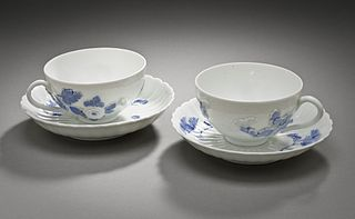 Teacup tableware: cup, with or without a handle