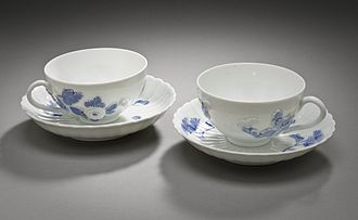Teacup - Teacups on saucers