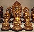 Five Wisdom Buddhas and four Bodhisattvas at the corners.jpg