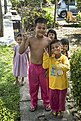 Five happy Malay children Penang-1 (24276187992).jpg