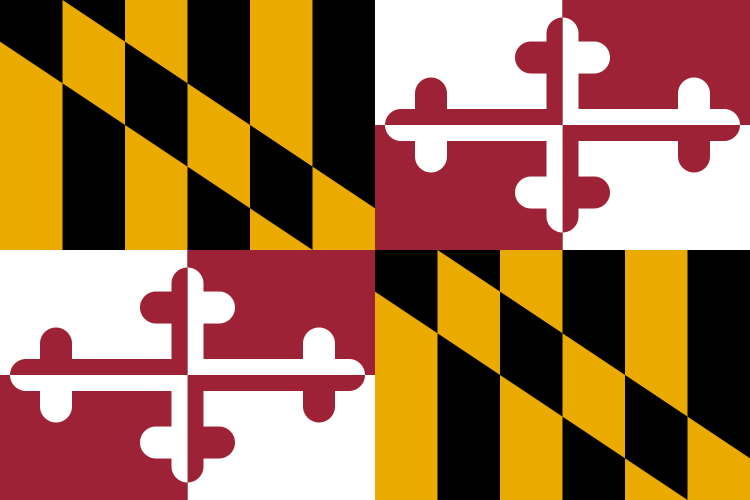 File:Flag of Maryland.svg