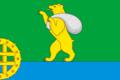 Flag of Medvezhenskoe (Voronezh oblast).png