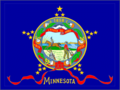 Flag of Minnesota back (1893-1957).png