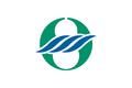 Flag of Nagahama, Shiga.png
