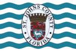 Flag of St. Johns County, Florida.png