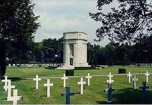 Waregem - Flanders Field American Cemetery and Memorial