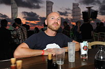 Flickr - Wikimedia Israel - Wikimania 2011 - Beach party (89).jpg