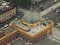 Flinders Street Station from Eureka Skydeck 01.jpg