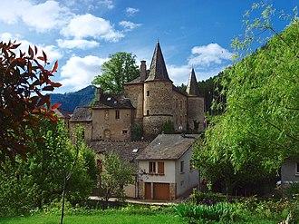Château de Florac - Image: Florac château 2