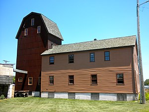 Florence Mill (Omaha, Nebraska) - Image: Florence Mill NE