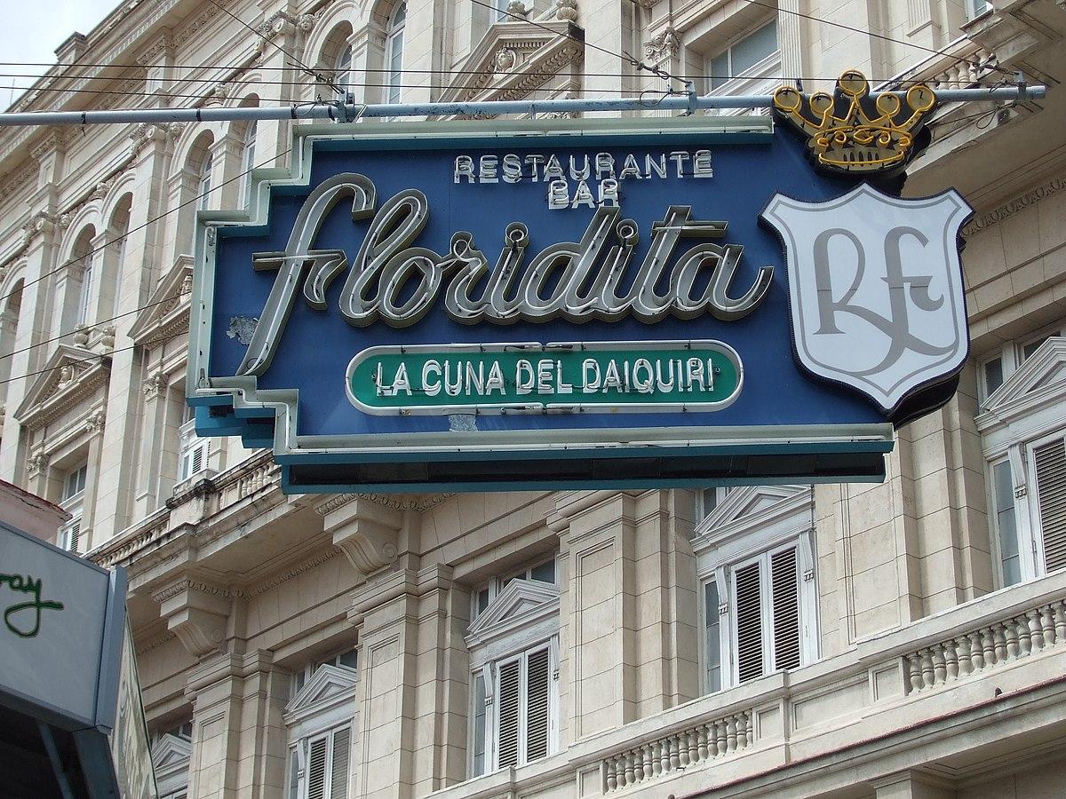 Floridita Wikipedia