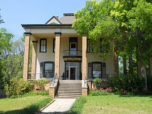National Register of Historic Places listings in Russell County, Alabama - Image: Floyd Newsome House Phenix City AL