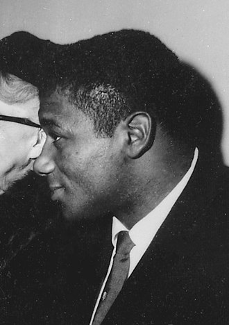 Floyd Patterson - Patterson in 1962