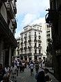 Font gòtica - portal del l'Àngel des del carrer Cucurulla P1210191.jpg