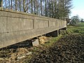 Footbridge over River Penk - geograph.org.uk - 311120.jpg
