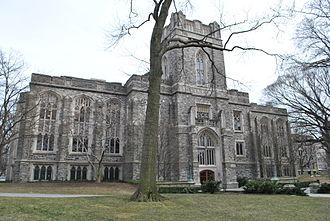 Campuses of Fordham University - Image: Fordham University 11